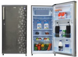 Mika Single Door Fridge Kenya