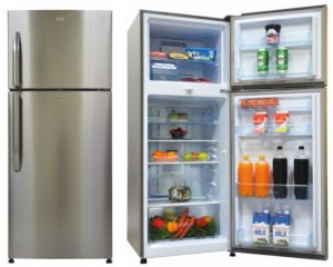 Mika Double Door Fridge Kenya