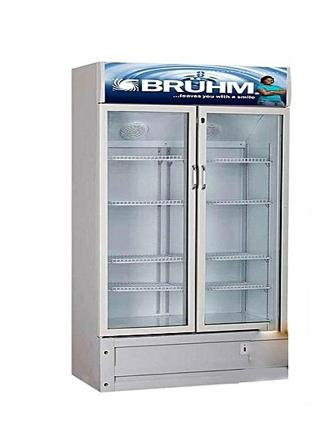 Bruhm Beverage Display Fridges