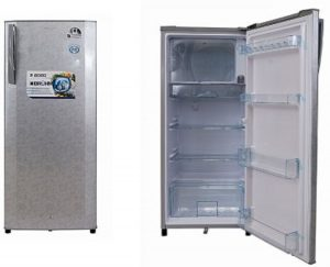 Bruhm BRS 260 Single Door Refrigerator Price